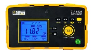 CA 6424 Earth Tester